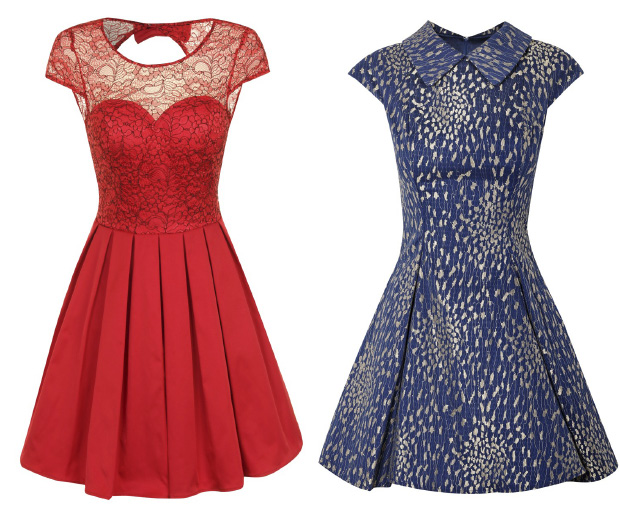 Hot New Frock Label Alert Chi Chi London Look