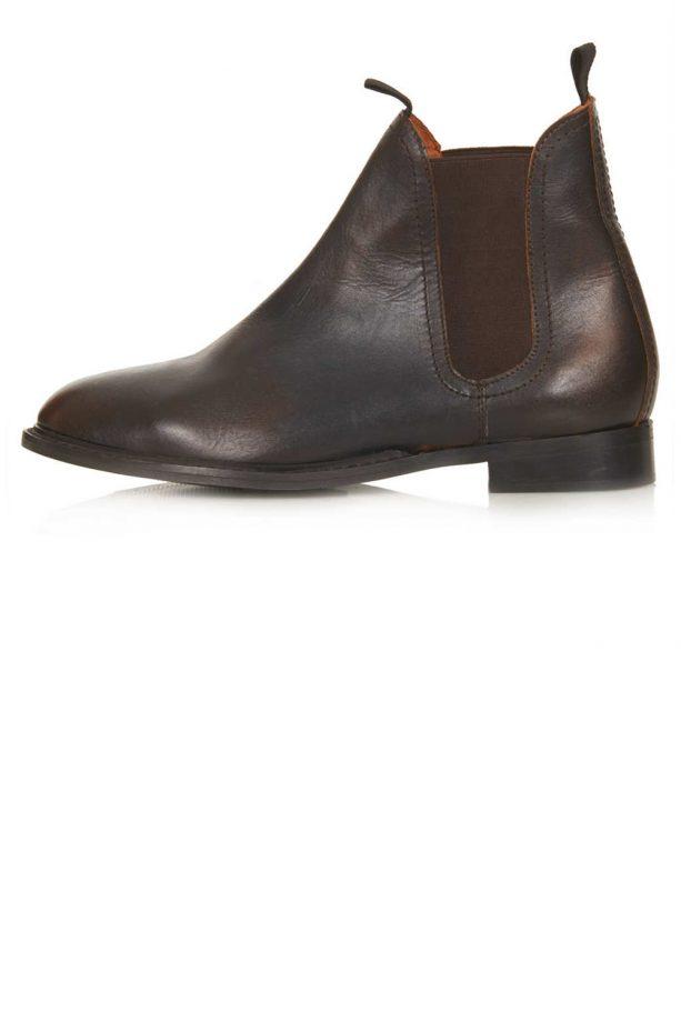 Topshop Age Vintage Chelsea Boots, £62