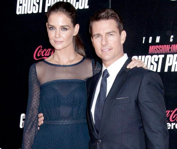 Tom Cruise Katie Holmes: Tom Cruise FINALLY Talks Katie Holmes Divorce