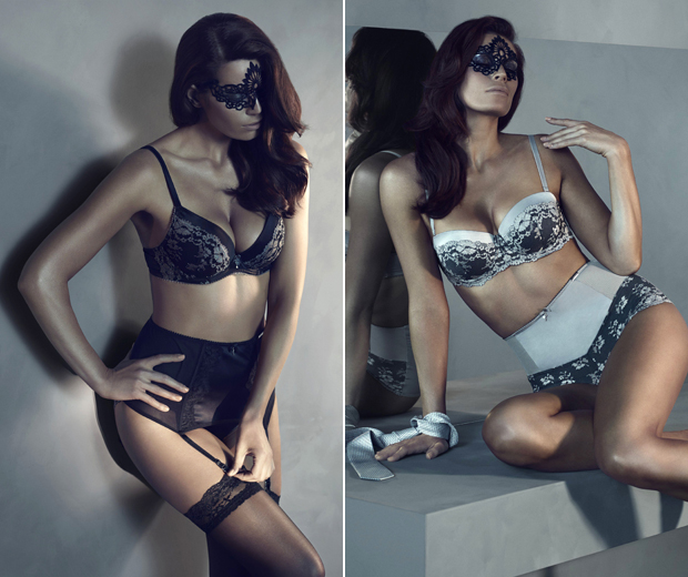 The Fifty Shades Of Grey Lingerie Line Is Here