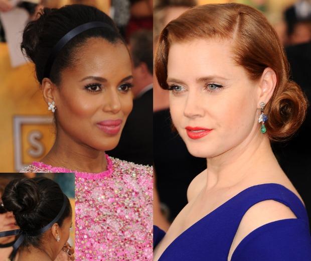 Outstanding Screen Actors Guild Awards 2014 Our Favourite Updo Hairstyles Look Schematic Wiring Diagrams Phreekkolirunnerswayorg