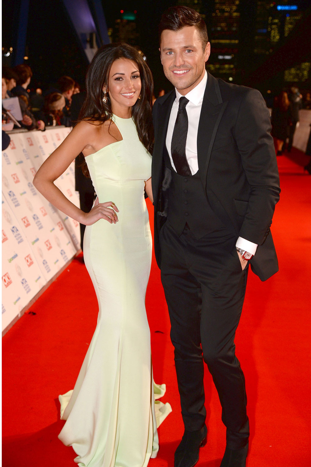 The National Television Awards 2014 | Look
