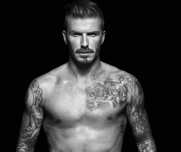 H&M is letting the public choose which of Beckham's Super Bowl adverts is aired on February 2...