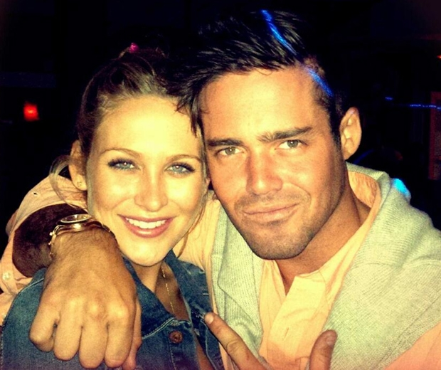 Spencer Matthews is forgiven for cheating on Stephanie Pratt