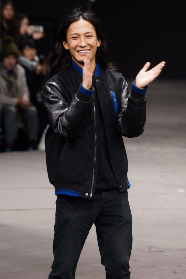 Alexander Wang Autumn/Winter 2014 Show At New York Fashion Week