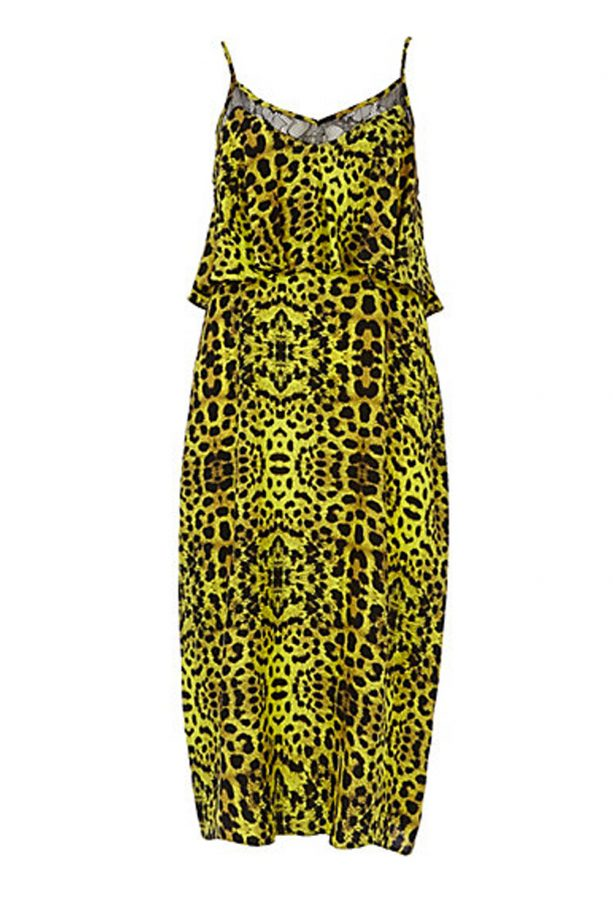 River Island Neon Dress