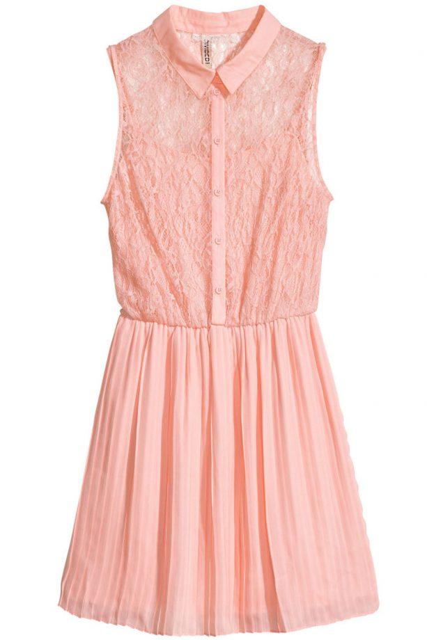 H&M Lace Dress, £24.99