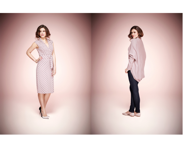 Pretty Pastels Rule Gok' New Collection For Tu