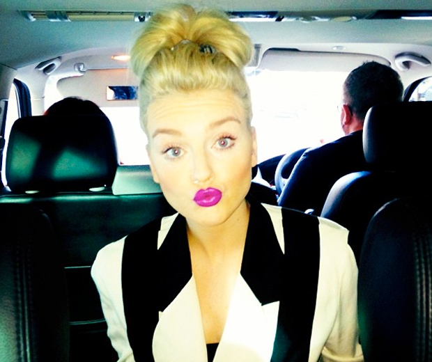 Perrie admits she could be about to turn into a bridezilla...
