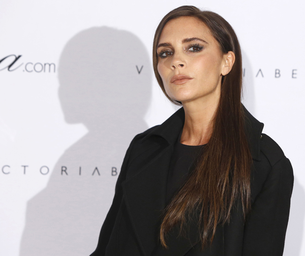 VB reveals designing her own shoe line could be next on her stylish CV
