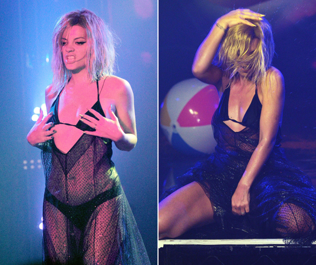 Sexy Lily Allen Pics Hot Lily Allen Pictures - YouTube