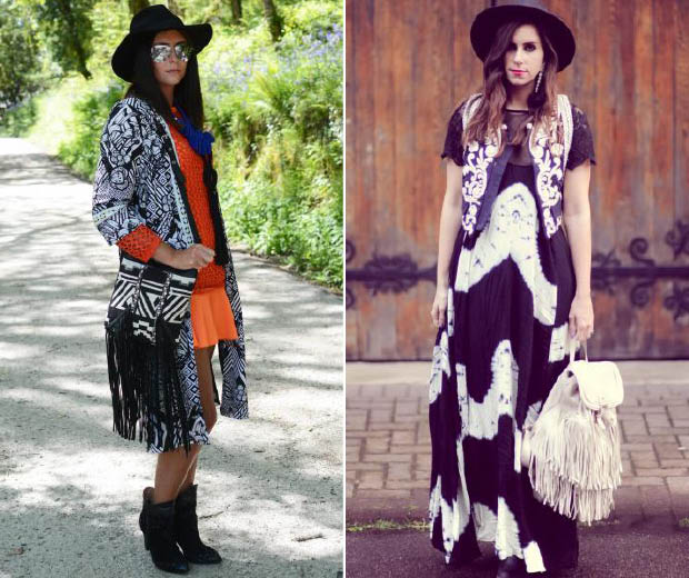 Our street stylers rock festival chic