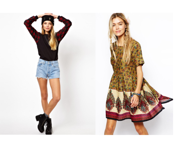 Festival-friendly dresses and vintage Levi 501s are top of our shopping list