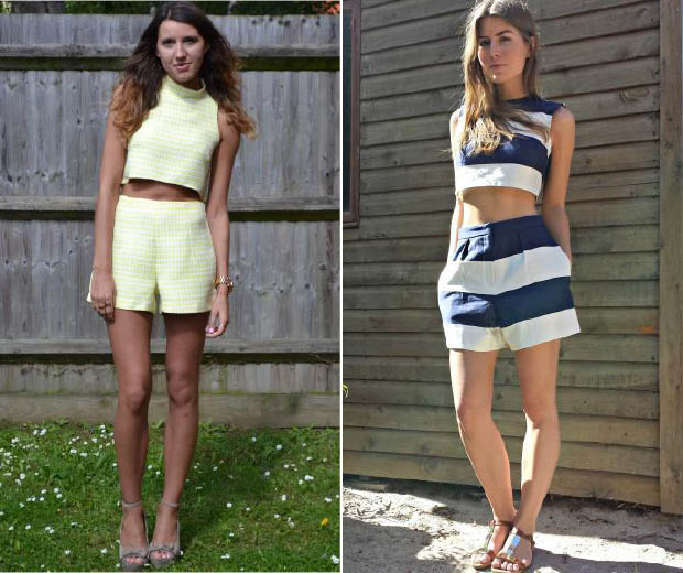 LOOK's street stylers are rocking the summer co-ords trend