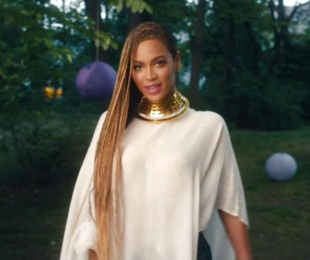 Beyonce joins her Destiny's Child bandmates for Michelle Williams' new video, Say Yes
