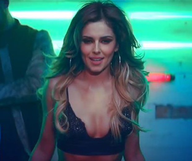 Cheryl premieres her new video for Crazy Stupid Love on Vevo