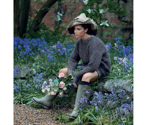 Country Bump Kin Boutique Home: Victoria Beckham's Country Bumpkin Makeover Is Complete