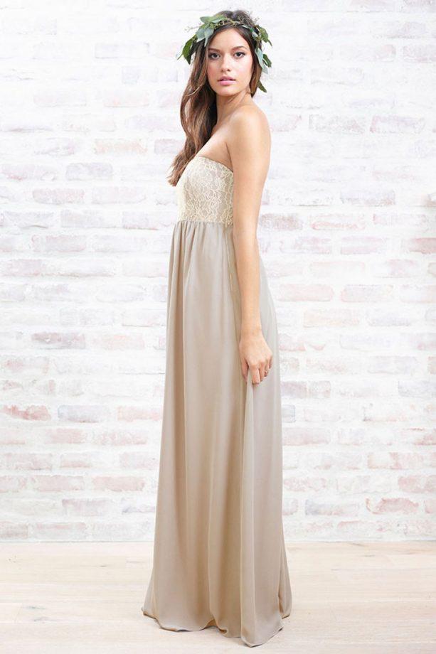 Shop Lauren Conrad S Paper Crown Bridesmaid Range Look