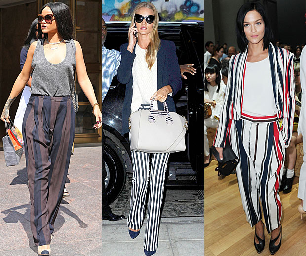 Image result for striped trouser