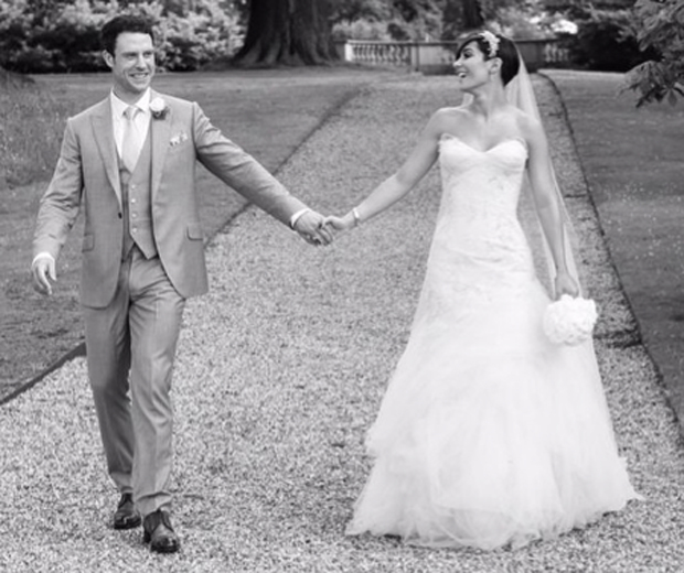 Frankie Sandford FINALLY Shows Us Her Wedding Dress