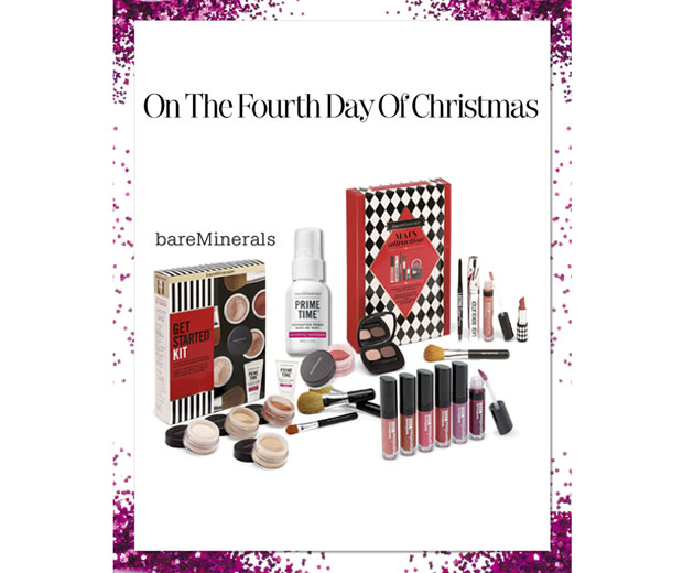 #12DaysOfLOOK: Win bareMinerals Products Worth £144! | Look