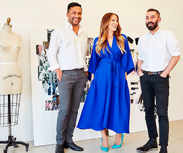 SJP and TOME collaborate for New York Fashion Week.