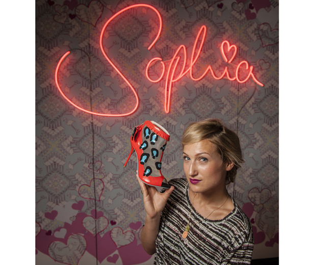 Sophia Webster is our shoe queen of the moment, and now we can channel her kooky vibes thanks to the high street