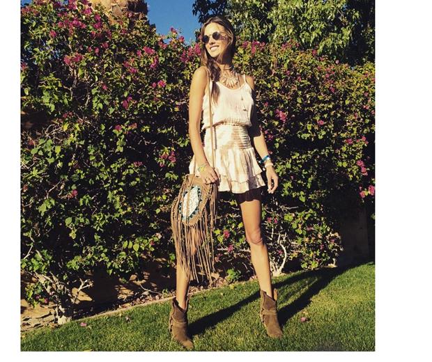 Victoria's Secret model Alessandra Ambrosio is our ultimate Coachella crush