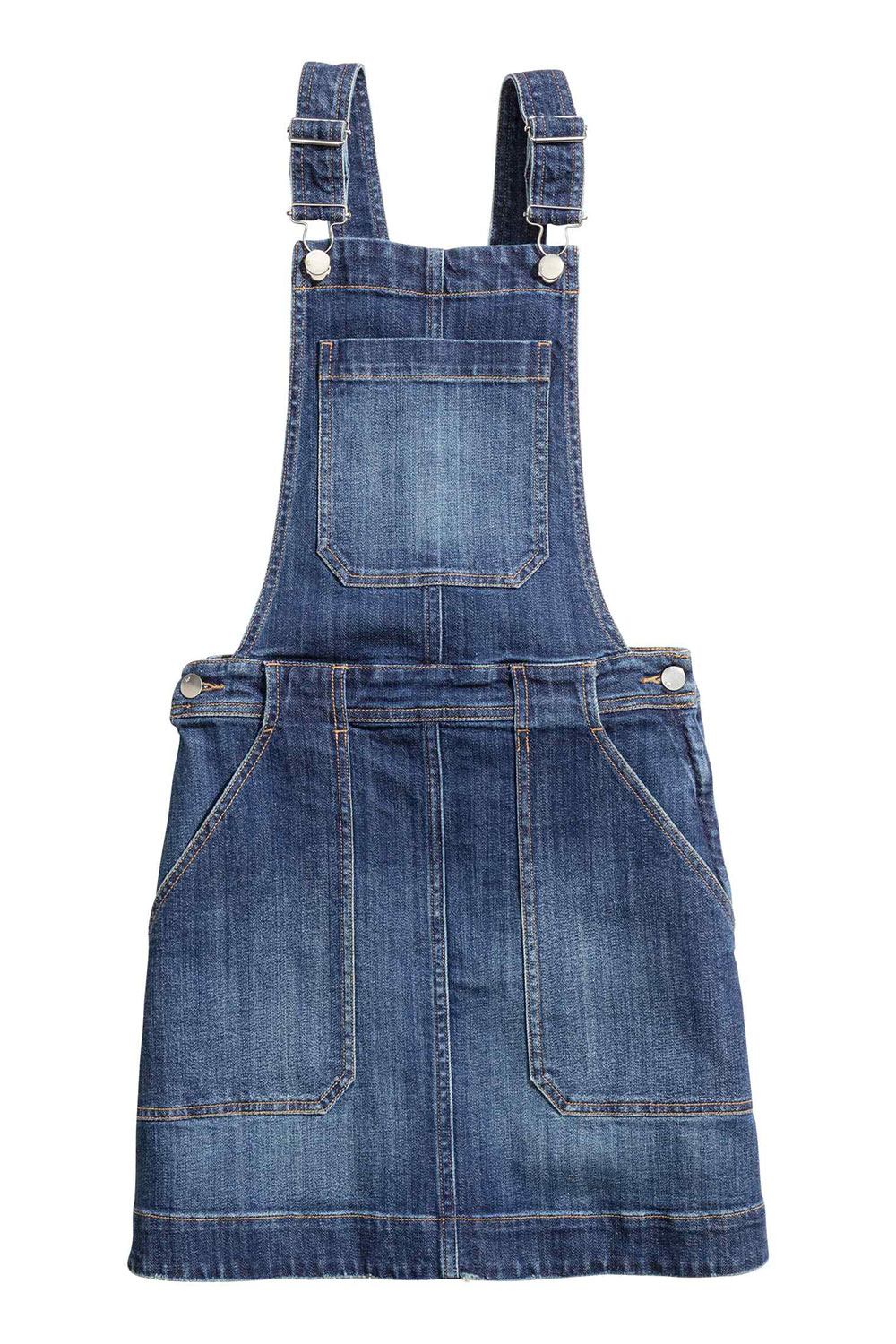 Dungaree Dresses Shop The High Steet S Hottest Look