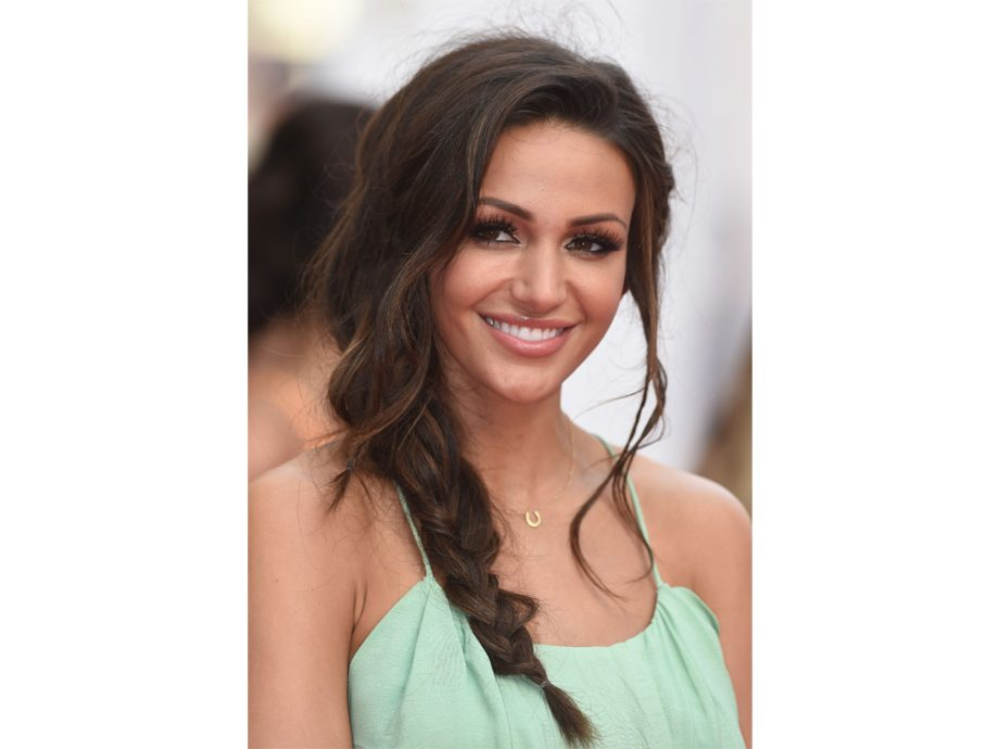 All eyes will be on Michelle Keegan when she steps out on her honeymoon