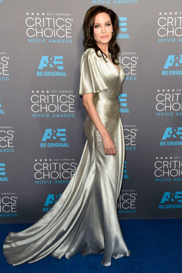 Angelina Jolie\'s Style Evolution   Look
