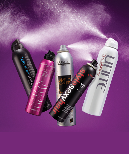 charles worthington texturing spray