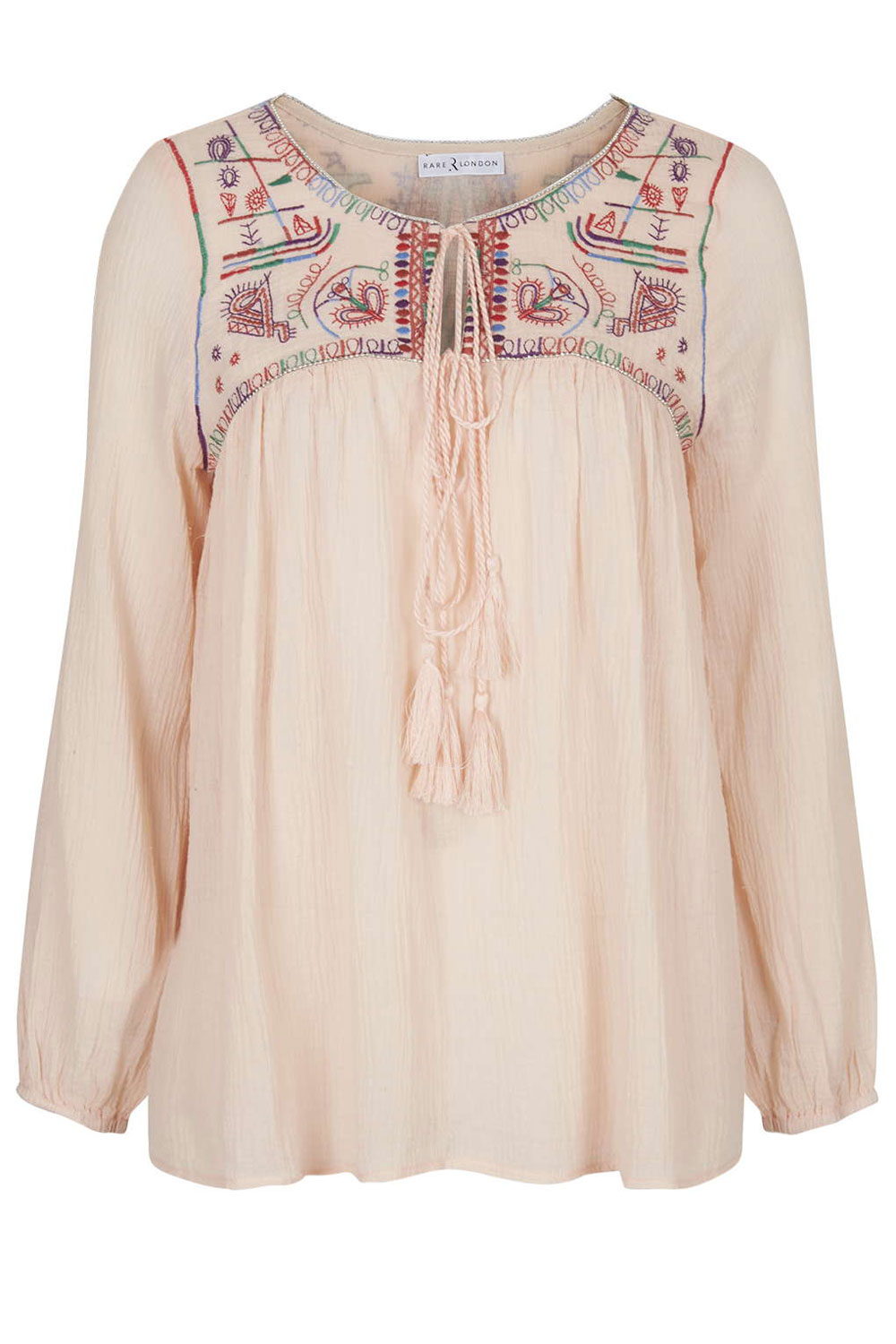 Peasant Tops: The Best Blouses Of The Season