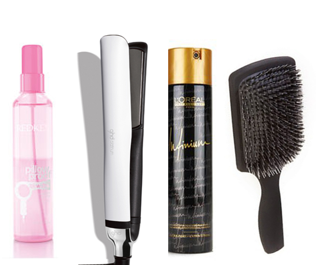 The tools you need to bag to ensure gorgeous waves