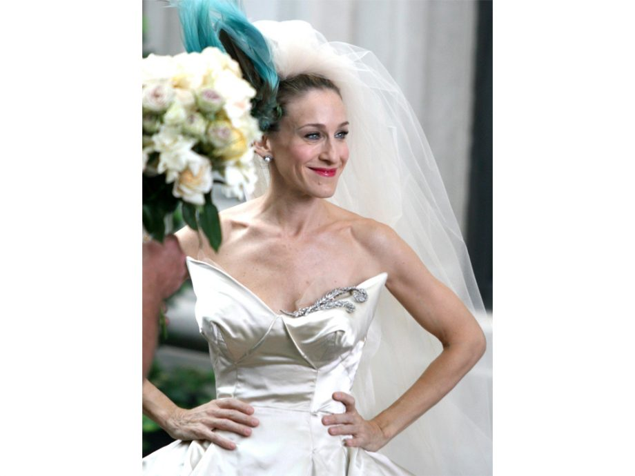 Sarah Jessica Parker has just made all brides to be very happy with her new line