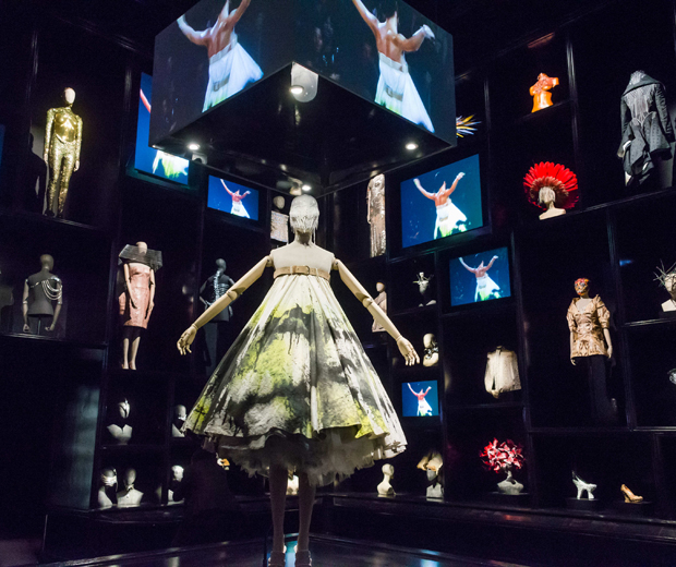The Alexander McQueen Exhibit Is Pulling An All-Nighter