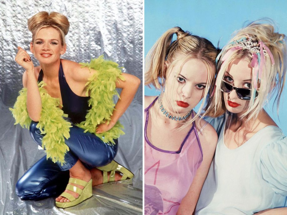 90s fashion the trends we all rocked look