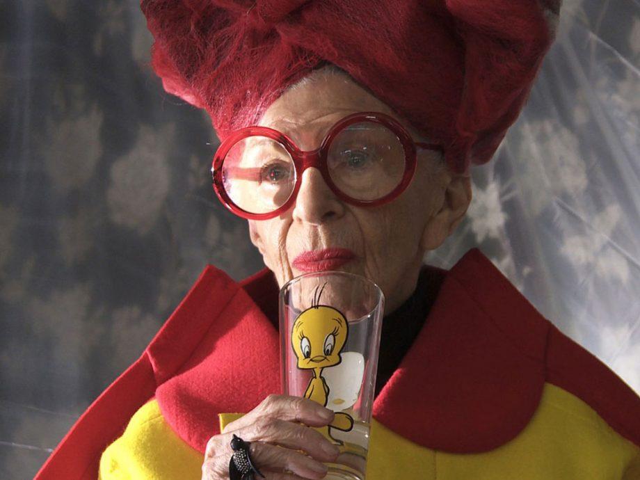Iris Apfel. Style Icon