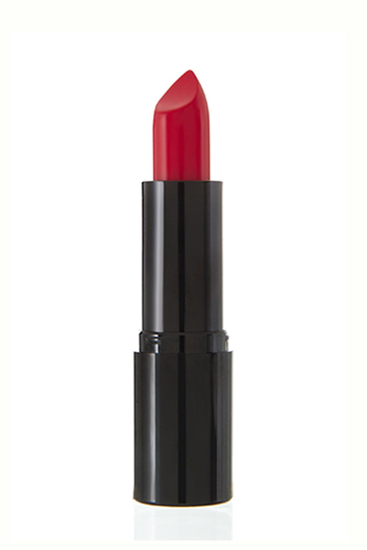 Red lipstick on my dick 3