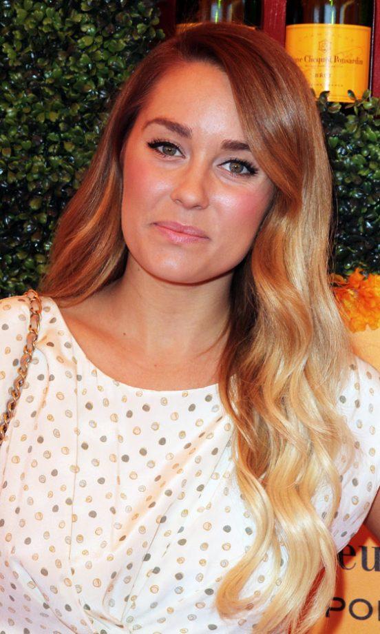 dip dye hair celebrity inspiration look