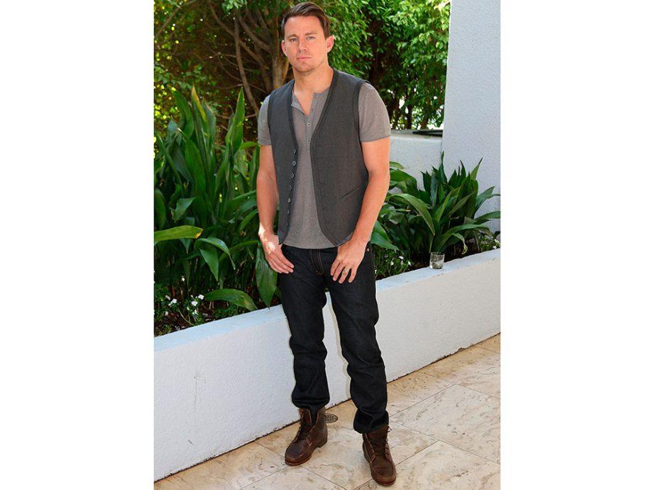 Channing Tatum - the 'perfect' guy?