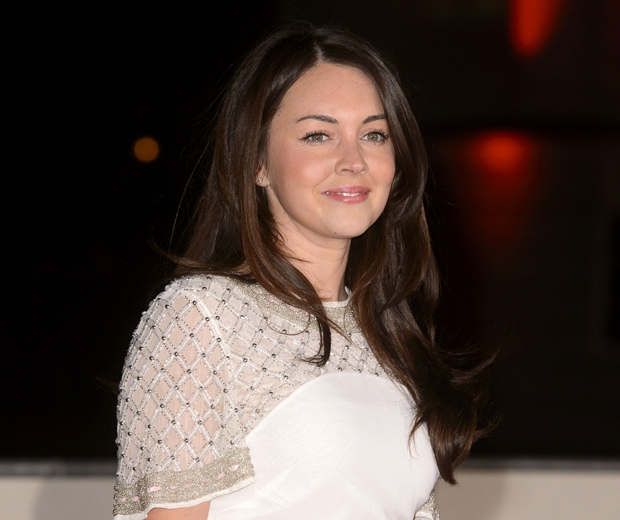 Eastenders' Lacey Turner on the red carpet