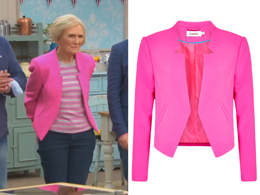 Snap Up Mary Berry's Bargain £25 Jacket From Joy | Look