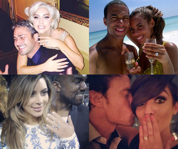 The Cutest Celebrity Proposals Of 2018. See The Pics ...