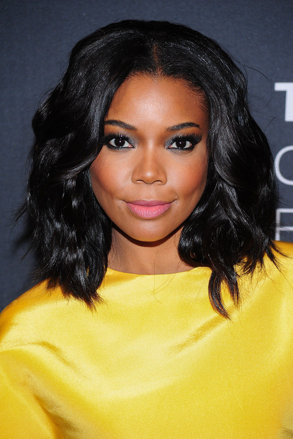 hairstyles for round faces: celebrity hairspiration | look