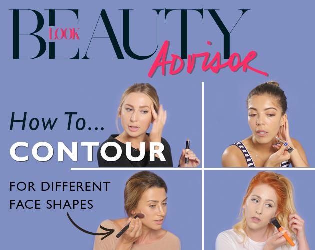 contour face shape