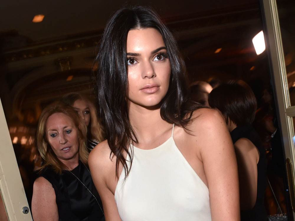 There S A Reason Behind Kendall Jenner S New Piercing Look