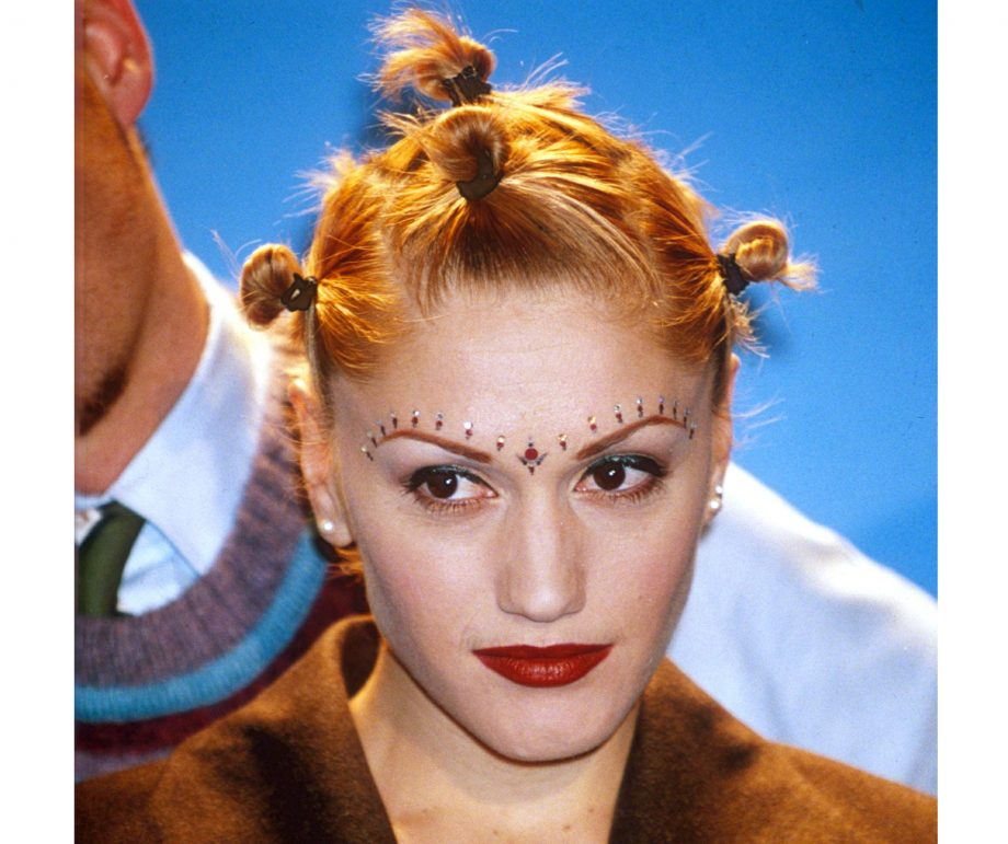 Gwen Stefani's mini buns officially ruled the 90s