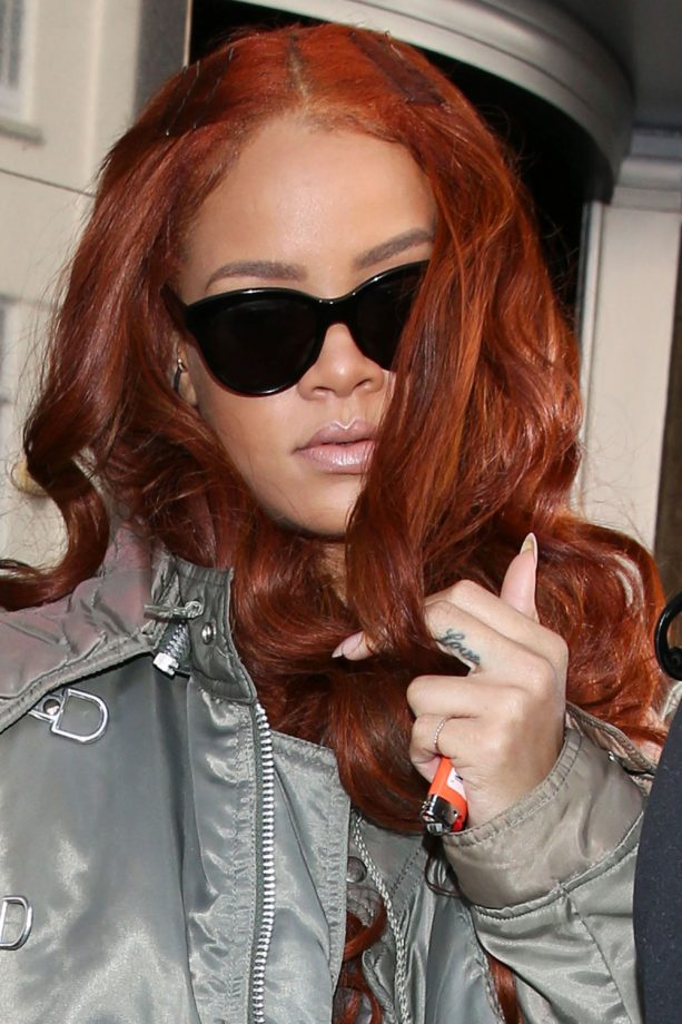 Red Hair Celebrity Inspiration For A Stand Out Shade Look