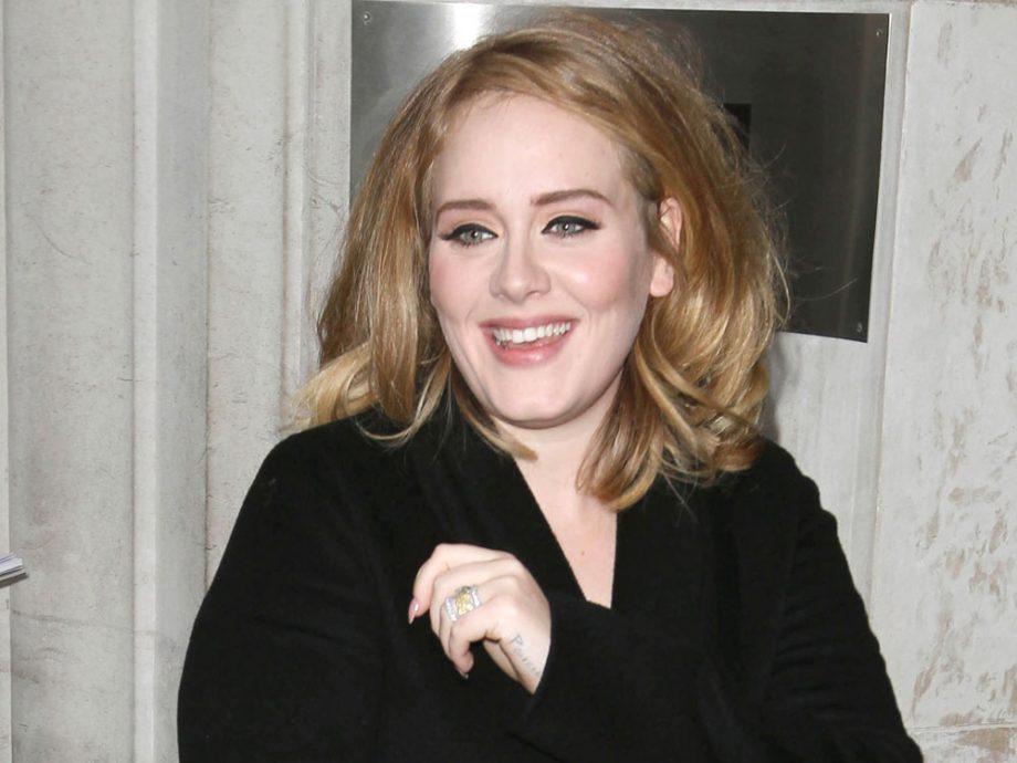 Adele released her new single Hello last Friday